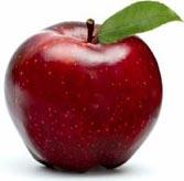 پاکسازی کبد با سیب