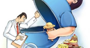چاقی چیست ؟ و 7 علت چاقی