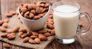 خواص شیر بادام | آشنایی کامل با خواص شیر گیاهی