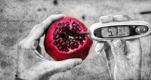انار برای دیابت - فواید مصرف انار برای افراد مبتلا به دیابت نوع 2