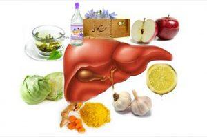 رژیم غذایی کبد چرب - اگر کبد چرب داشتیم چه غذایی بخوریم؟
