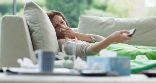 درمان سرماخوردگی در بارداری با روش های طبیعی