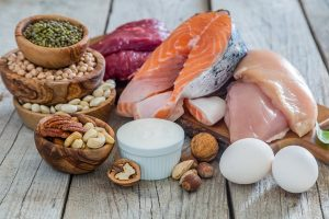 عوارض کم وزنی و لاغری