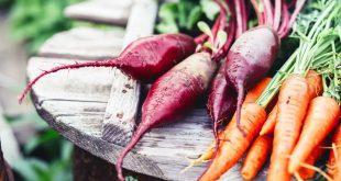 فواید سبزیجات