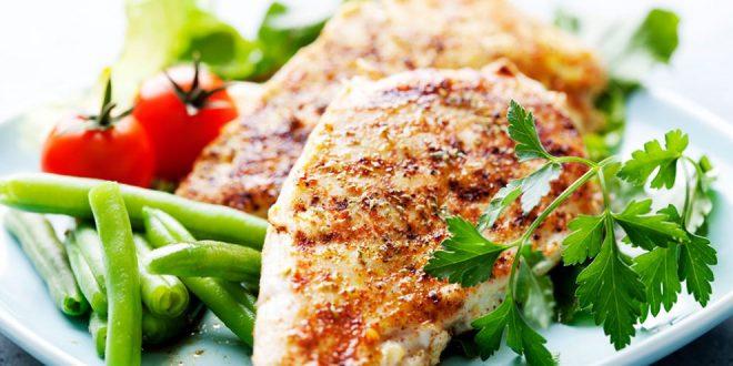 برنامه رژیم پروتئین برای لاغری