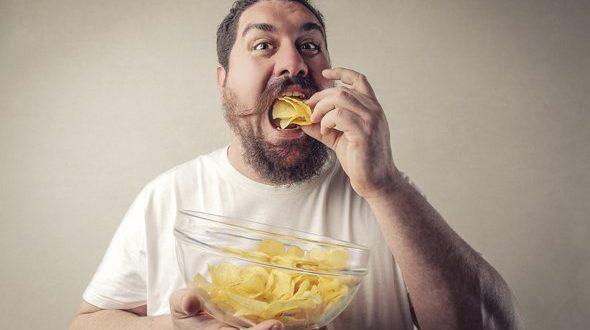 کنترل قند خون بالا با کم غذا خوردن