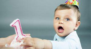 از چند ماهگی میتوان به نوزاد بستنی داد ؟
