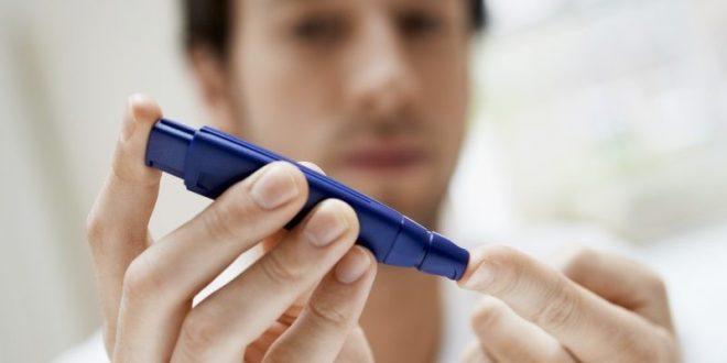 معاینه دیابتی