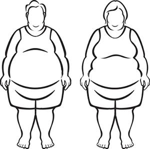 زیانهای چاقی